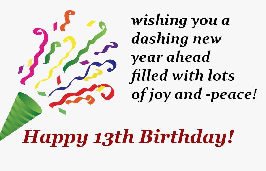 Happy-13th-birthday-Quote-image-