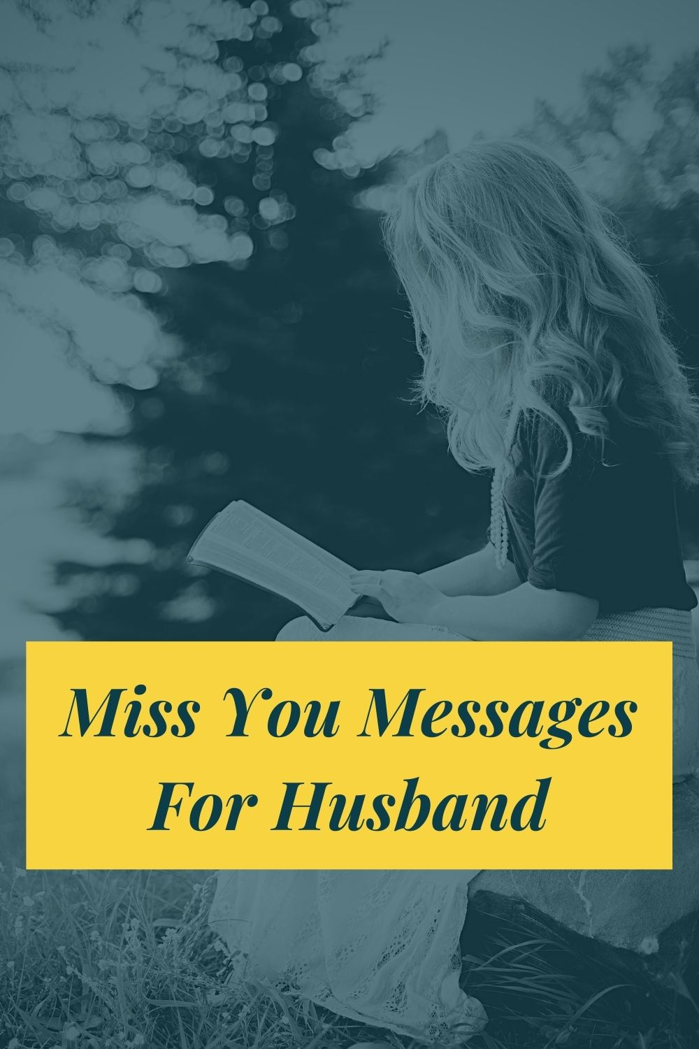miss you messages for husband