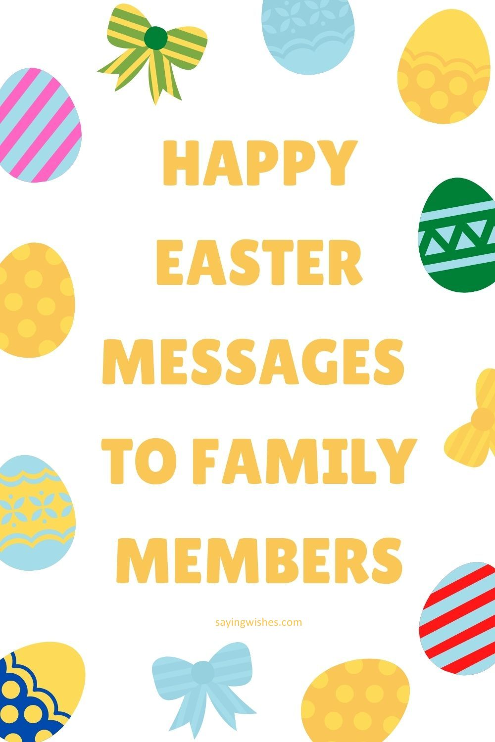 happy easter 2021 messages
