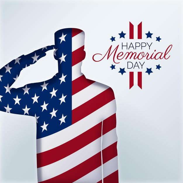 memorial day fb dp