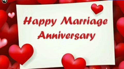 happy wedding anniversary whatsapp status