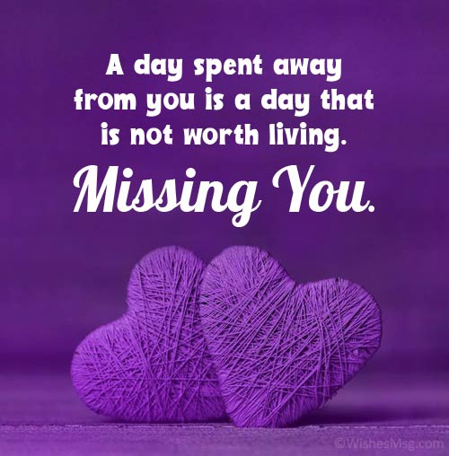 Hubby miss quotes u 2021 Missing