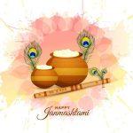 happy krishna janmashtami status images