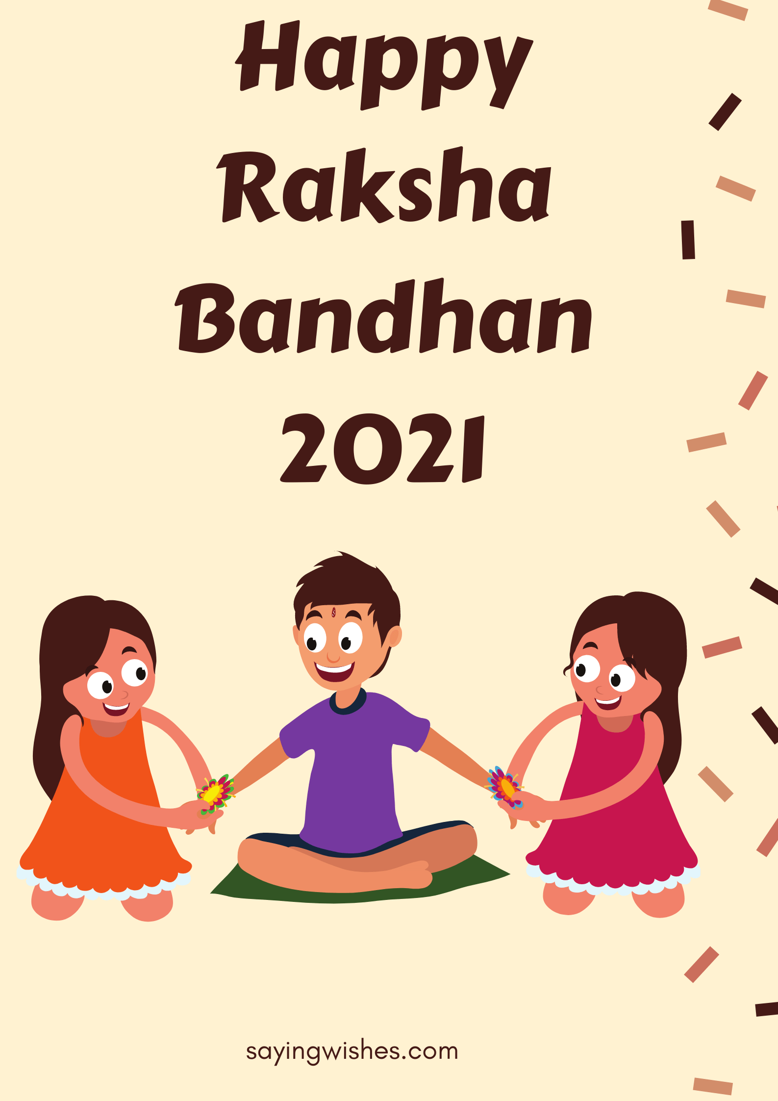happy raksha bandhan 2021 wishes