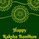 raksha bandhan 2021 status