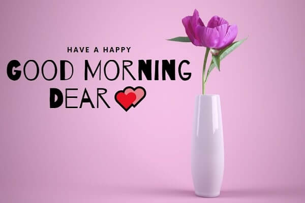 good morning messages for fiancee female