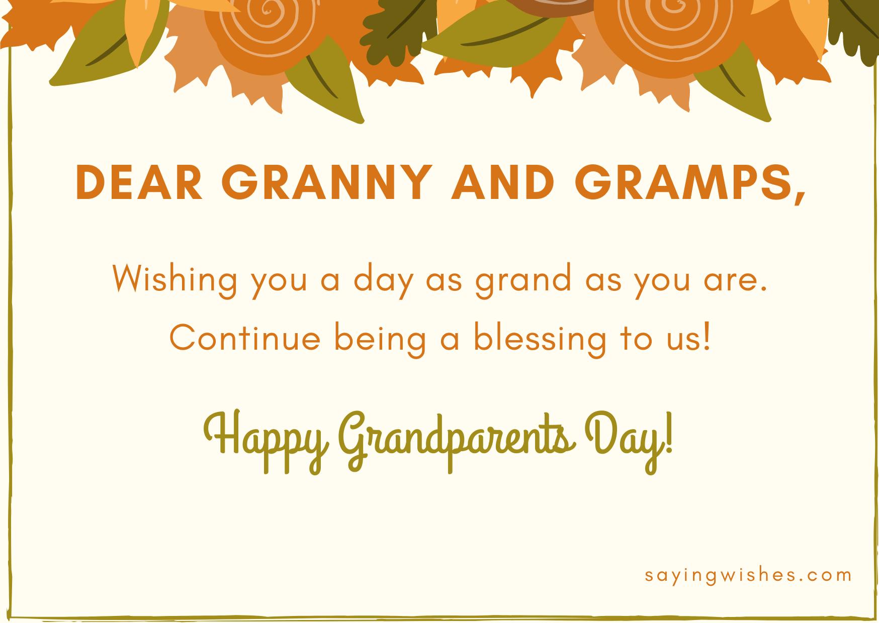 grand parents day 2021 hd pics