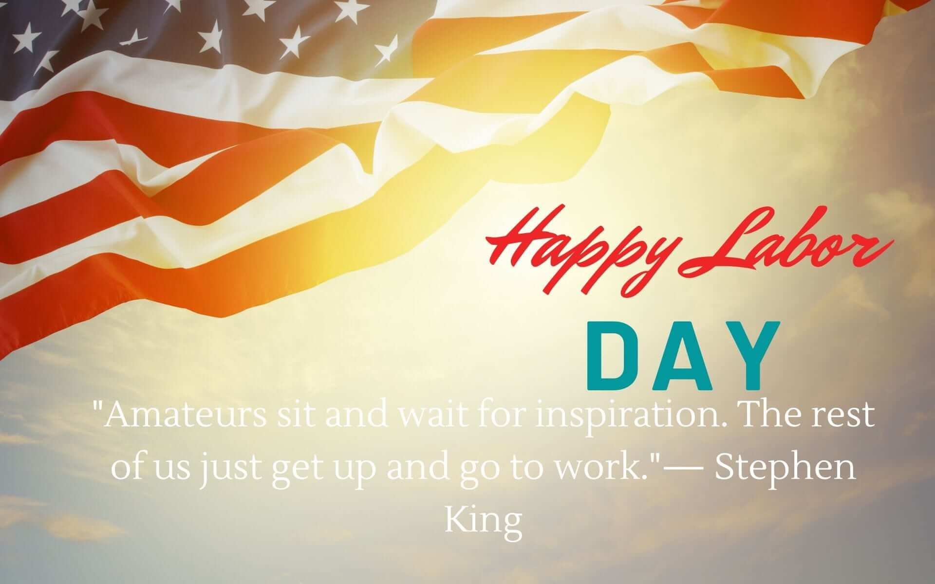 labor day quotes for office staff