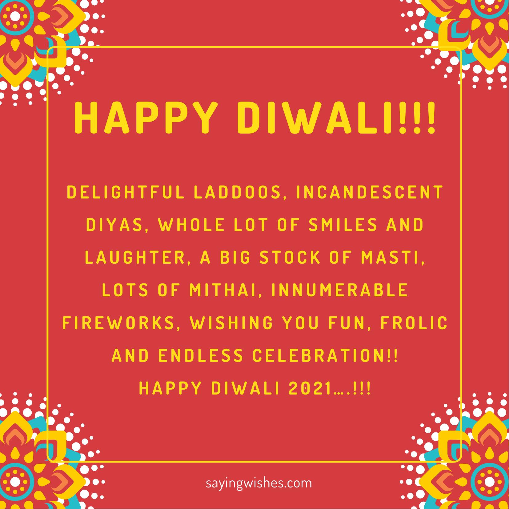 happy diwali 2021 wishes